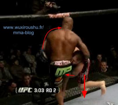 运用一个像美国摔跤的摔技术 | MMA和巴西柔术博客