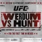 UFC 180搏击