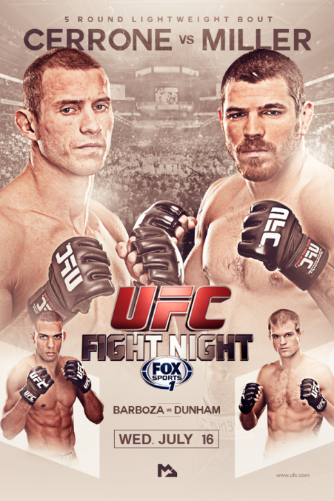 UFC Fight Night 45