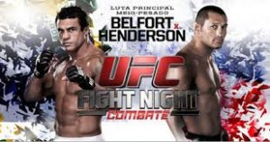 UFC Fight Night 32搏击