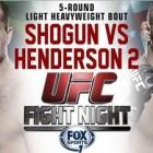 UFC Fight Night 38